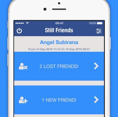 Kik töröltek a barátaik közül? Ez az app megmutatja!