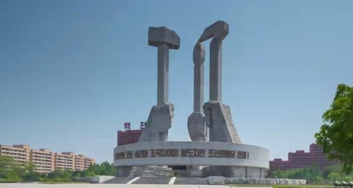 Videó: nézzünk szét Észak-Korea fővárosában!