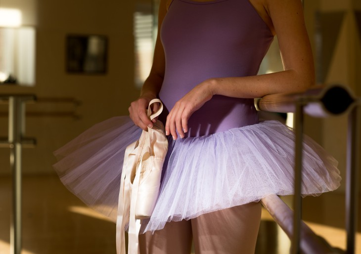 2017 trendje: a balett