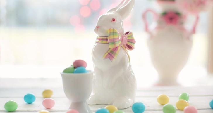 Csináld magad dekorötletek húsvétra