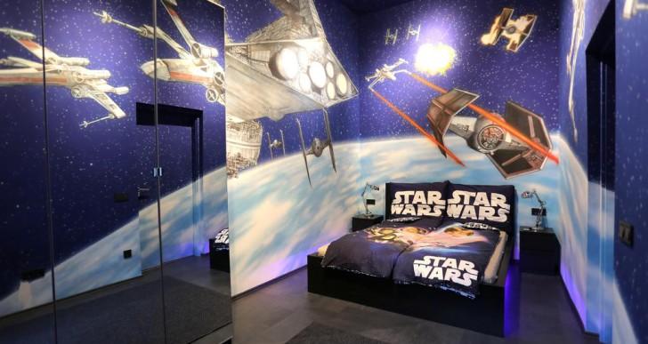 Ilyen lesz az első hivatalos Star Wars hotel
