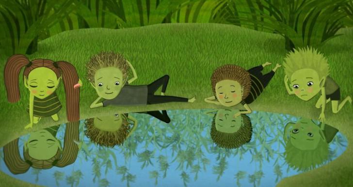 Lengemesék: egész estés film készült Berg Judit gyerekkönyvéből