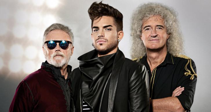 A Queen és Adam Lambert Budapestre jön!
