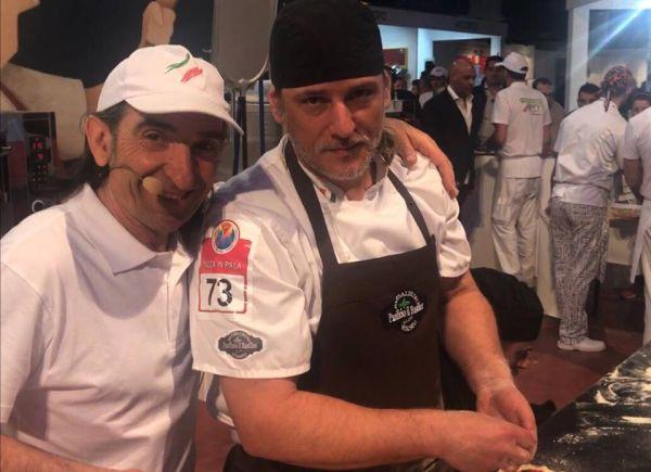 Magyar pizzamester a világ legjobbjai közt