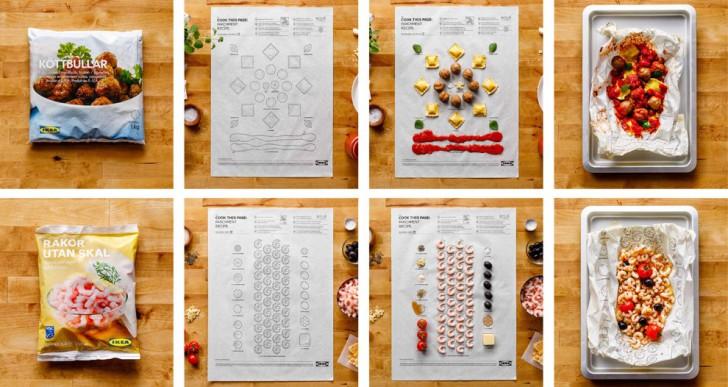 Bútorok után kajákat is összedobhatsz – ilyen a főzés IKEA-módra
