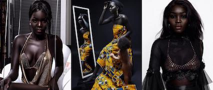 Nyakim-Gatwech-Model-queen-of-dark