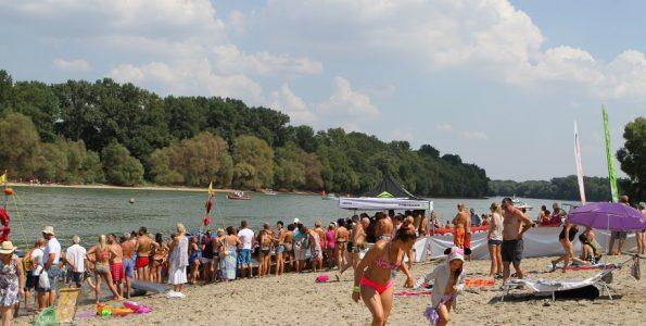 Jön az első hivatalos Duna-átúszás!