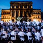 Diner en Blanc Budapesten