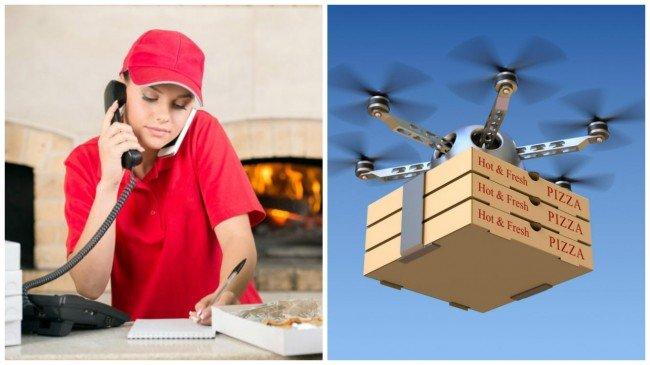 Éhes vagy? Itt már drón szállítja ki a rendelésedet