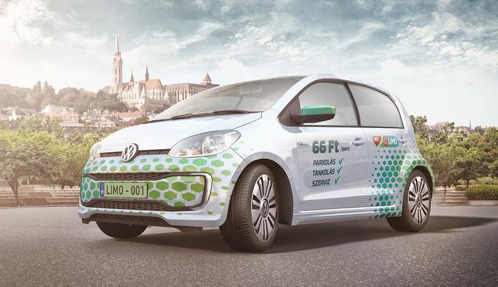 Indul az autós BuBi: nemsokára a négykerekű közlekedést is megreformálja a MOL