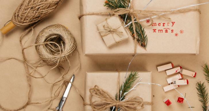3 tipp: így lesz környezetbarát a karácsonyi ajándékok csomagolása!