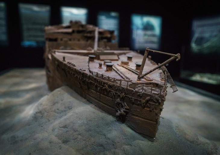 Válj egy estére Titanic kutatóvá!