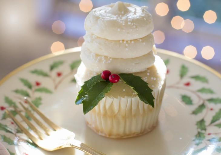 Karácsonyi muffin, ahogy a profik csinálják