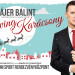 Hangolódj a karácsonyra Gájer Bálint nagykoncertjén!