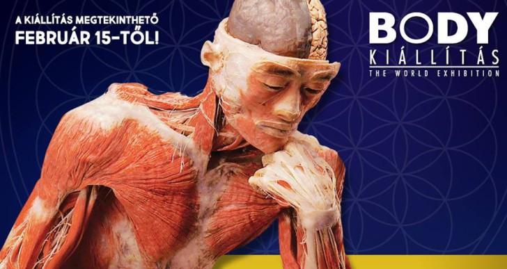 Budapestre jön a BODY kiállítás