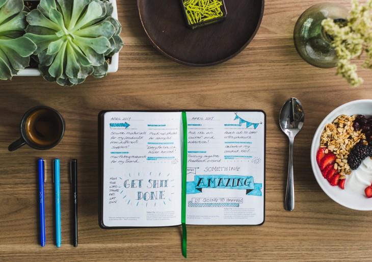 Kreatív, ötletes, egyedi: ismerd meg az idei év trendjét, a Bullet journalt