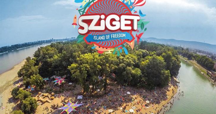 Újabb nemzetközi díjat kapott a Sziget Fesztivál