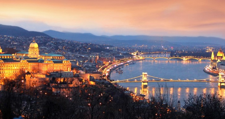 Budapest lesz a legjobb európai úti cél?