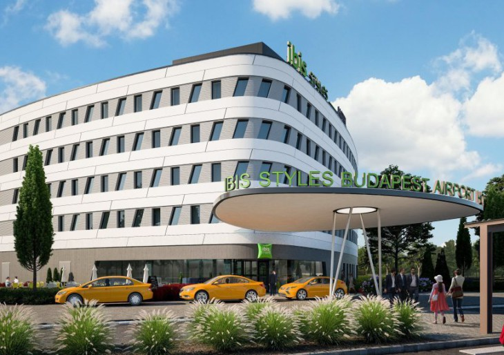 Megnyílt hazánk első reptéri szállodája