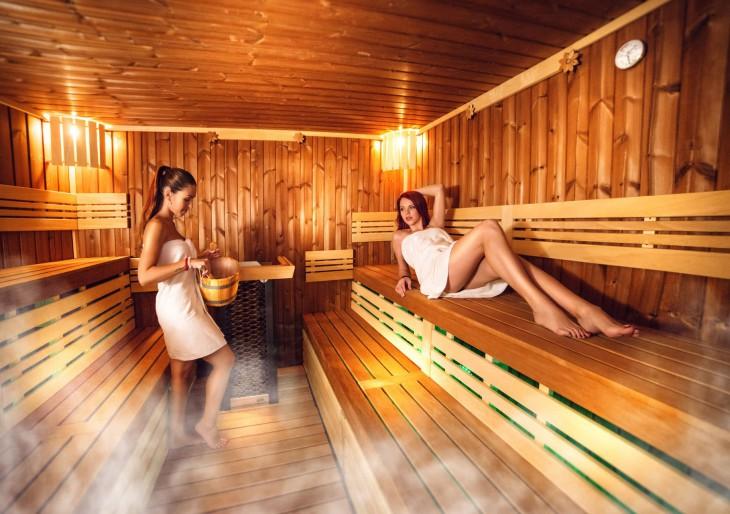 Top 5 szuper szaunázós hely Budapesten