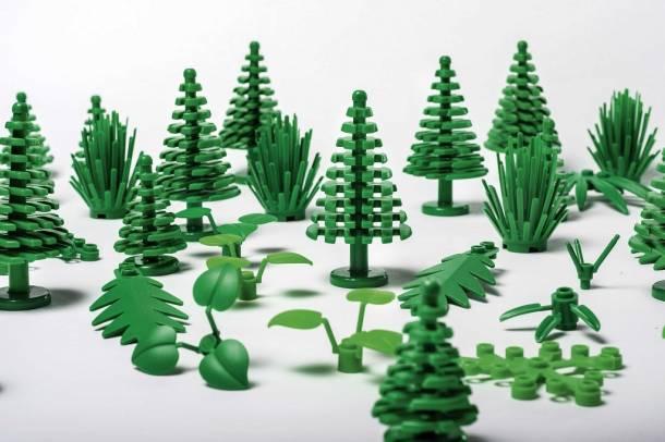 Cukornád alapú LEGO-t dob piacra a játékgyár