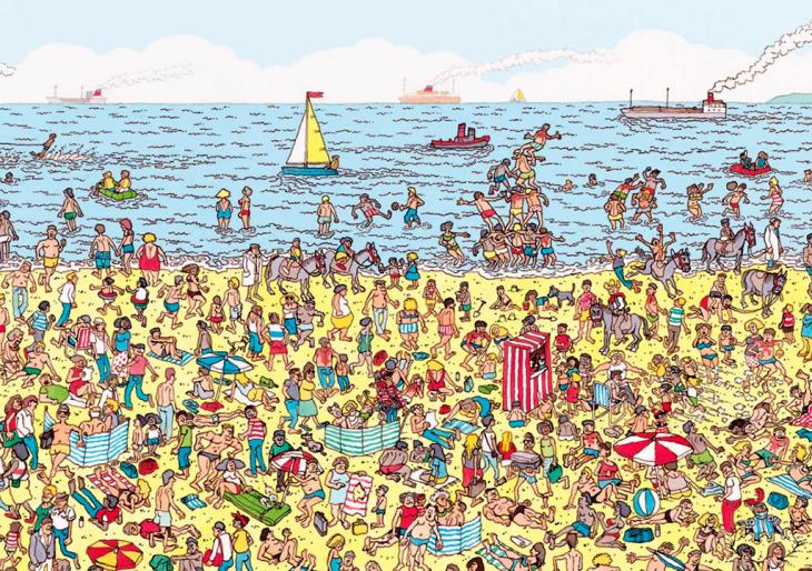 Te kiszúrtad Waldot? Meglepő figura jelent meg a Google Maps-en