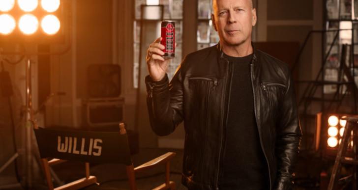 Magyar márka arca lett Bruce Willis