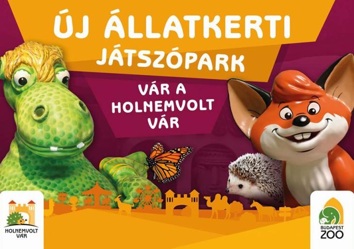 Elkészült a Fővárosi Állatkert legújabb része: itt a Holnemvolt Vár