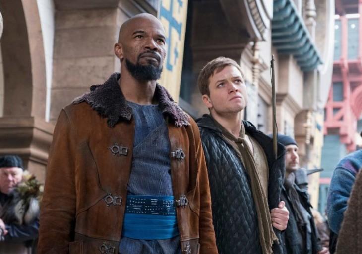 Itt a nálunk forgatott Robin Hood film előzetese!