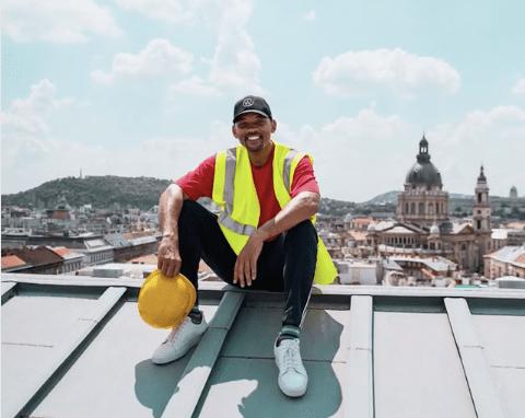 Will Smith-el is összefuthatunk Budapesten