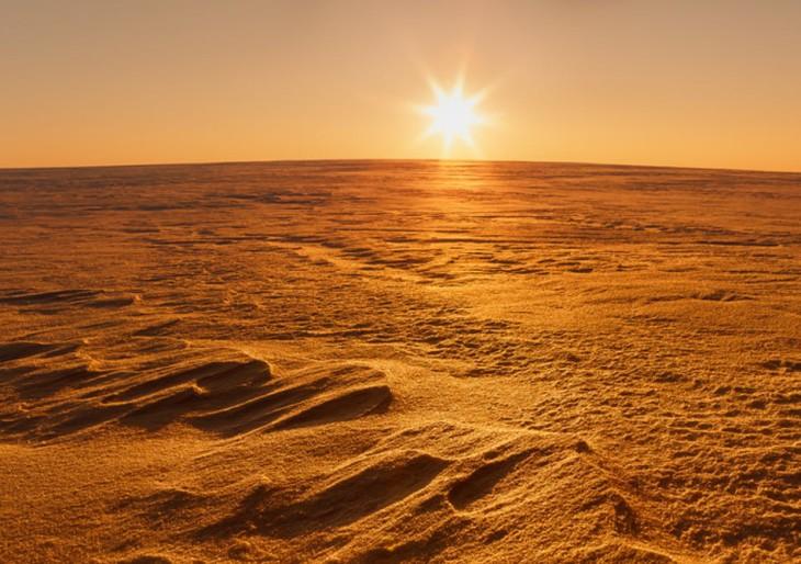 Ezek élet nyomai a Marson?