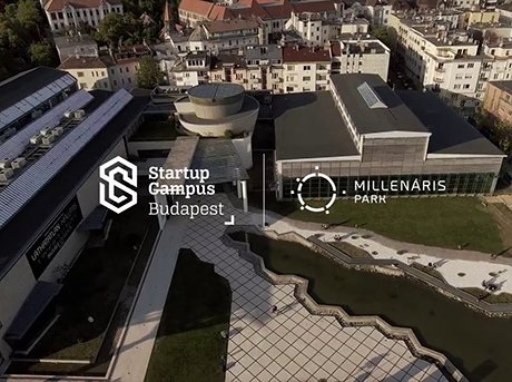 Közép-Kelet Európa egyik legnagyobb közösségi irodája nyílik meg Budapesten