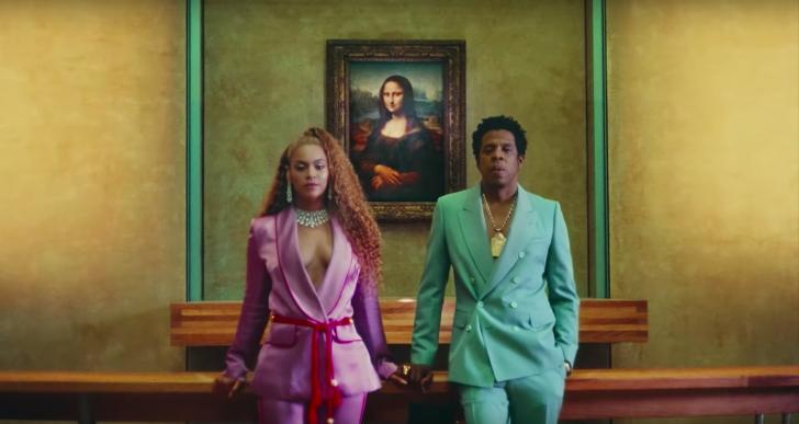 Beyoncé és Jay-Z új videóklipje alapján szervez tárlatvezetést a Louvre