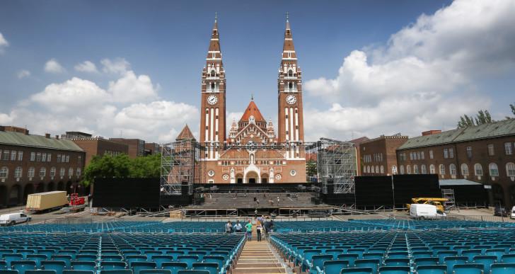 Bejelentették a Szegedi Szabadtéri Játékok jövő évi programját