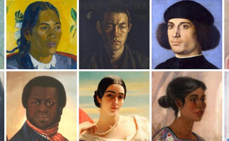 Szelfi alapján tudhatjuk meg, melyik festményre hasonlítunk