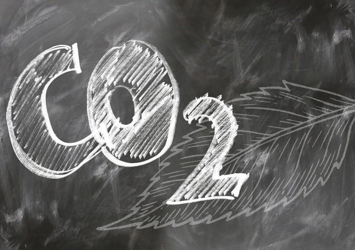 Kivonja a légkörből a széndioxidot egy újonnan feltalált anyag