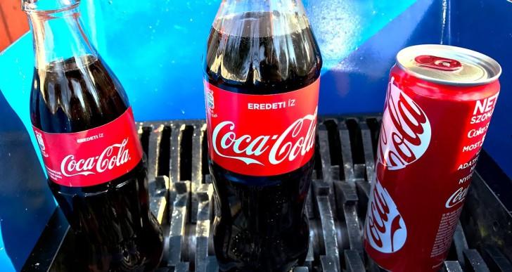 Nagy ígéretet tett a Coca-Cola: 2030-ra visszagyűjtik, amit eladnak