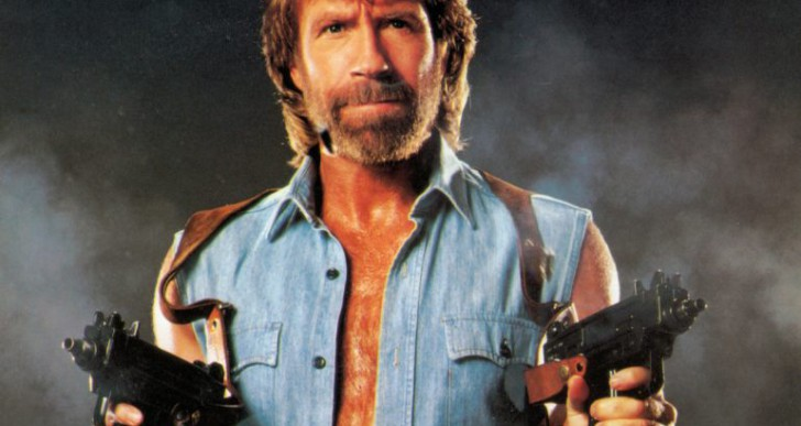 Budapestre jön Chuck Norris