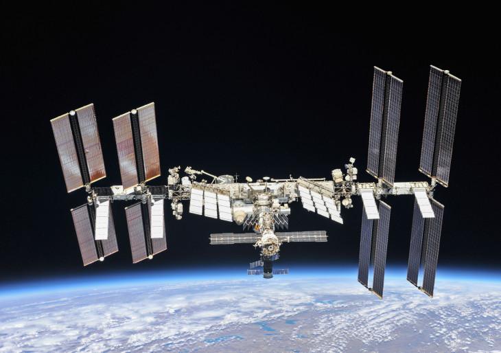 Itt az első 8K videó a világűrből
