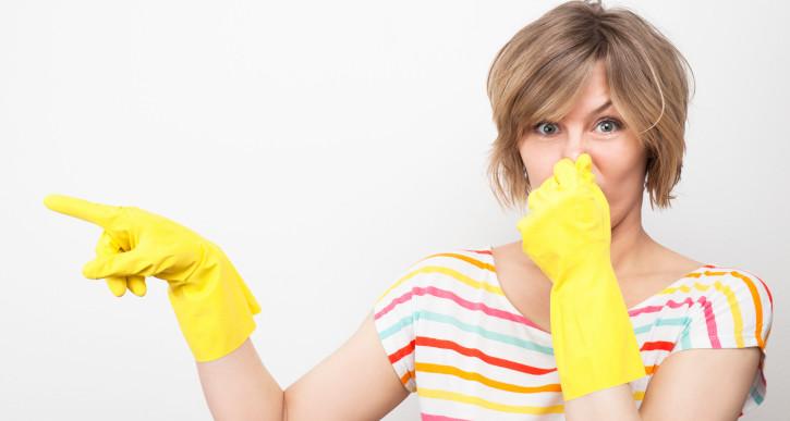 Ez az 5 legbüdösebb dolog a lakásban – azt is mutatjuk, hogy szüntetheted meg a szagokat