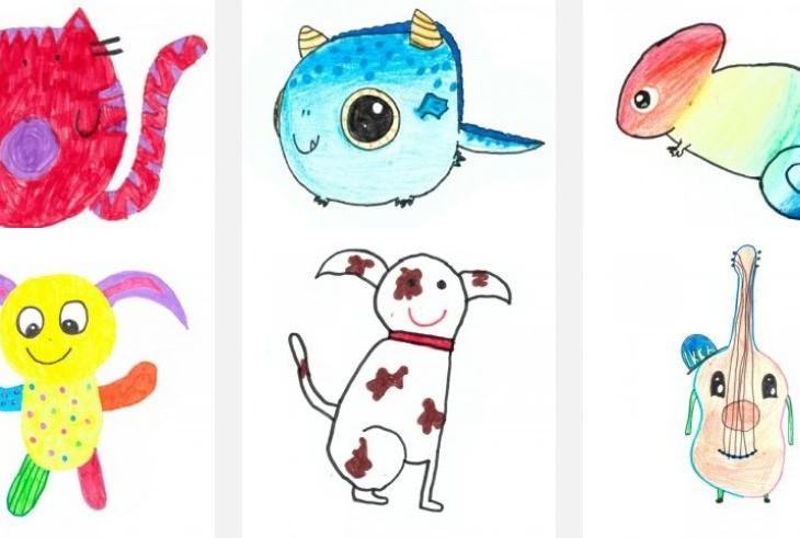Idén is életre kelti a gyerekek rajzait az Ikea: már lehet szavazni, melyikből legyen plüssállat