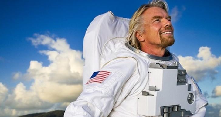 Richard Branson karácsonyig embert visz az űrbe