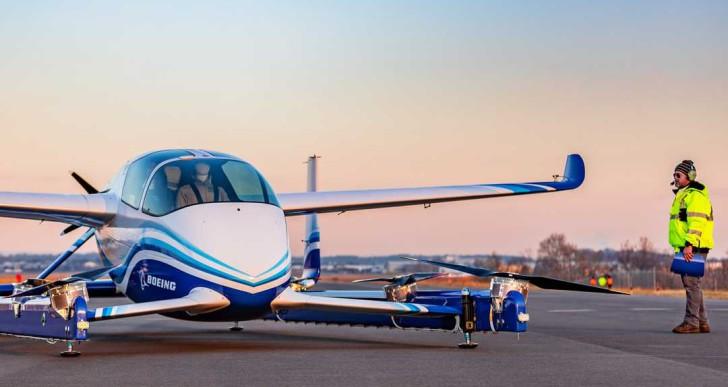 A jövő itt van: bemutatták az önvezető légi Uber prototípusát