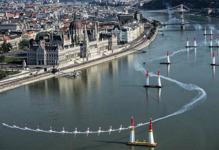 Idén már nem lesz Red Bull Air Race Budapesten