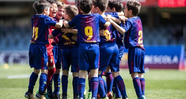 Budapesten indul az FC Barcelona negyedik európai akadémiája