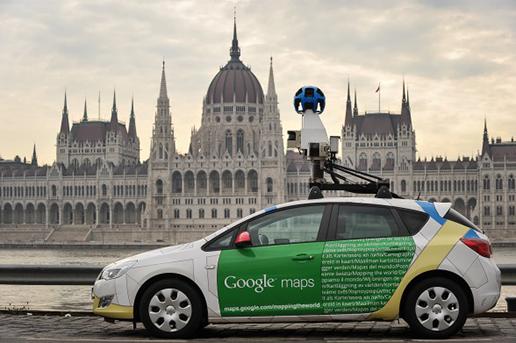 Ismét lefényképezi Magyarországot a Google