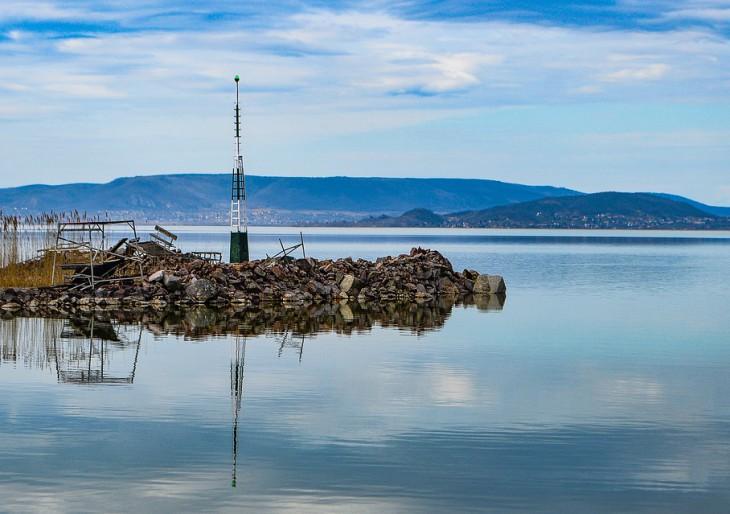 10 centivel megnövelik a Balaton vízszintjét