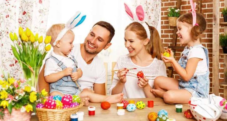 Így készítsd fel az otthonod a húsvétra