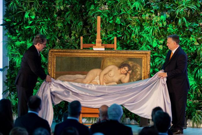 Renoir-festményt vett a magyar állam