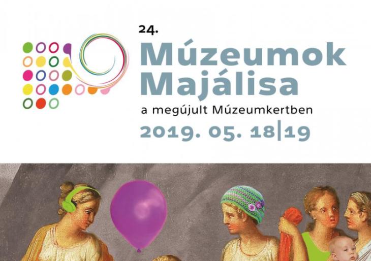 Idén is vár a Múzeumok Majálisa